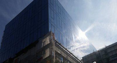 projekat izrade staklenih fasada